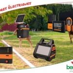Spécialiste de la clôture électrique au meilleur prix