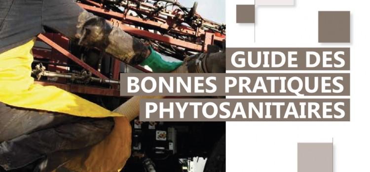 Guide des technique sur les bonnes pratiques phytosanitaires 2016
