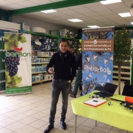 Salon du Bio, Biocontrôle & nouvelles technologies