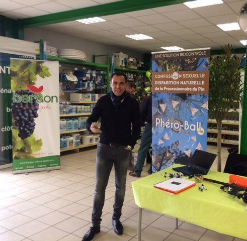 Salon du bio biocontr le nouvelles technologies for Salon du bio