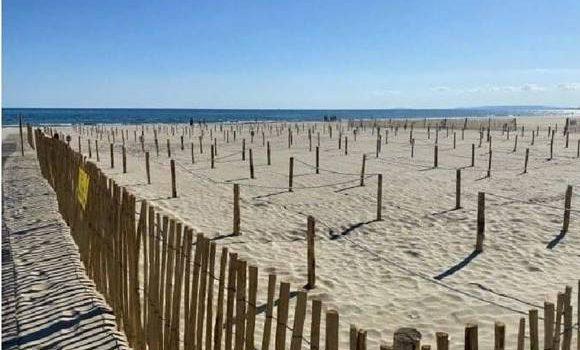 COVID-19 : Kit d'aménagement des plages