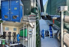 Station Arrosage AQUA 4D® au Centre Entraînement OGC NICE